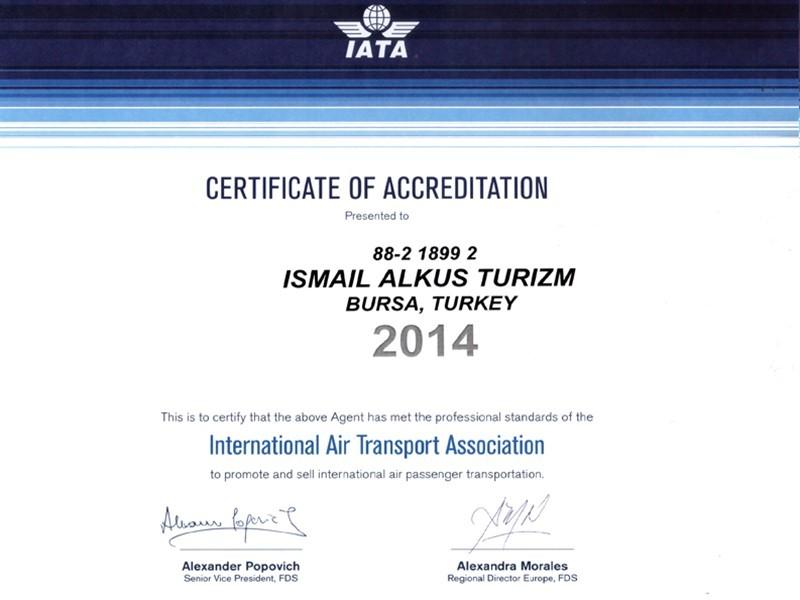 IATA 2014