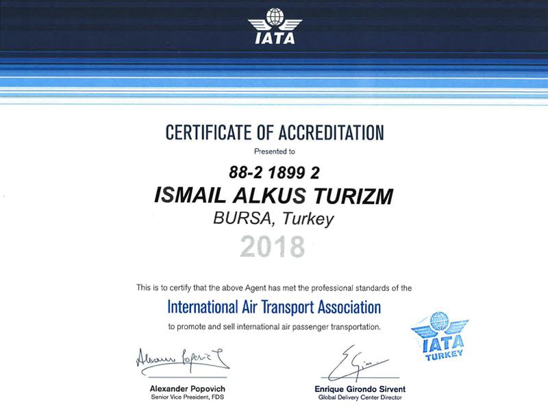 IATA 2018