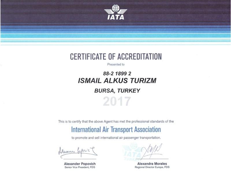 IATA 2017
