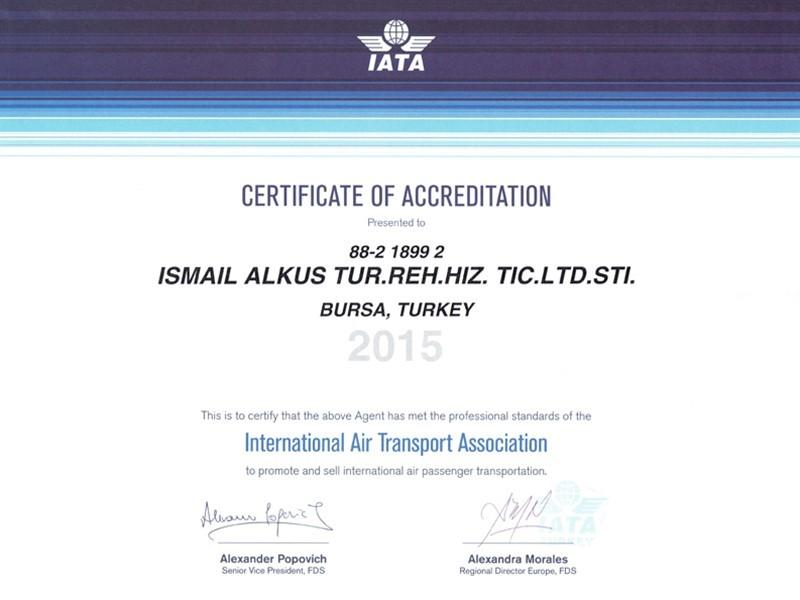 IATA 2015