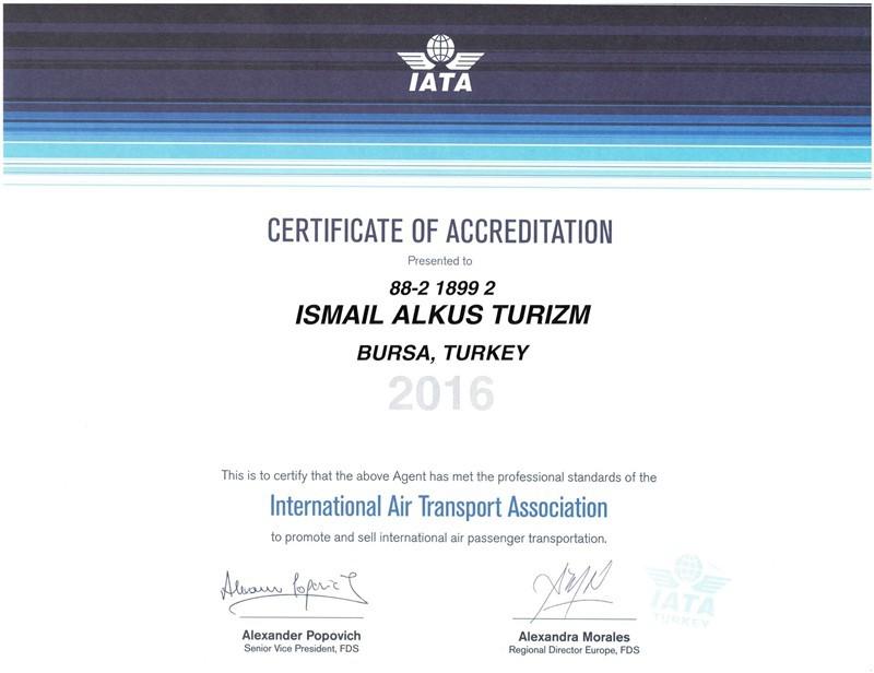 IATA 2016