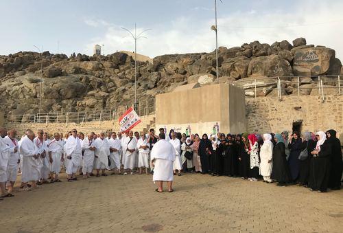 Arafat Umre Niyeti